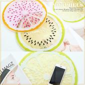 《莫菲思》多功能PVC凝膠冰墊(圓形:檸檬)