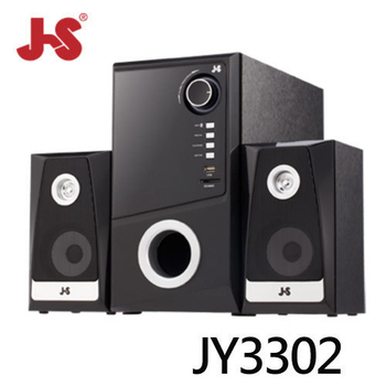 JS 淇譽 JY3302 水瓶座 藍牙 OTG 2.1 聲道 FM 多媒體喇叭(JY3302)