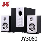 《JS 淇譽》JY3060 三件式 2.1 聲道全木質多媒體喇叭(JY3060)