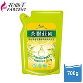 《花仙子》【花仙子】茶樹莊園-茶樹檸檬超濃縮700g洗碗精補充包6入(入)