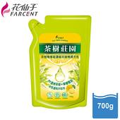 《花仙子》【花仙子】茶樹莊園-茶樹檸檬超濃縮700g洗碗精補充包3入(入)
