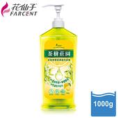 《花仙子》【花仙子】茶樹莊園-茶樹檸檬超濃縮洗碗精1000g-5入(入)