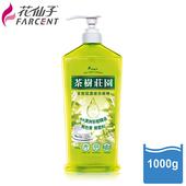 《花仙子》【花仙子】茶樹超濃縮洗碗精1000g-5入(入)