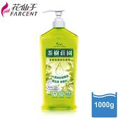 《花仙子》【花仙子】茶樹超濃縮洗碗精1000g-3入(入)