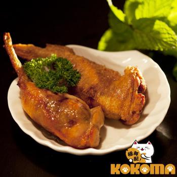 《極鮮配》雞翅包炒飯3入/包(450G±10%/包-2包入)