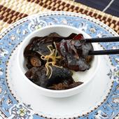 《那魯灣》手工脆口涼拌川耳 (黑木耳/300g/包)(1包)