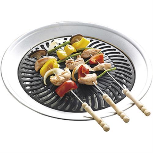 妙管家 燒烤達人不銹鋼烤盤(HKR-040)