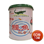 《鱷魚》蚊香(60卷*12罐/箱)