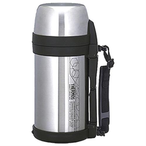 膳魔師 真空保溫瓶不鏽鋼色1400ml(FDH-1405SBK)
