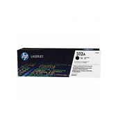 《HP》HP CF380A 原廠黑色碳粉匣(312A)(CF380A)