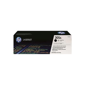 《HP》HP CE410A 原廠黑色碳粉匣(305A)(CE410A)