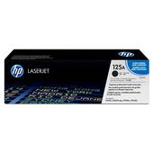 《HP》HP CB540A 原廠黑色碳粉匣(125A)(CB540A)