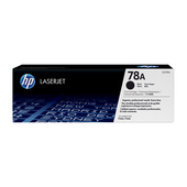 《HP》HP CE278A 原廠黑色碳粉匣(78A)(CE278A)