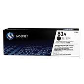 《HP》HP CF283A 原廠黑色碳粉匣(83A)(CF283A)