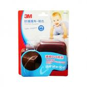 《3M》安全防撞護角(褐色)