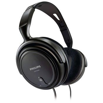 PHILIPS 飛利浦 【福利品】SHP2000/97 HIFI耳罩式耳機-僅包裝受損