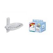 《3M》防水收納-浴室肥皂架