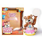 《艾可兒》趣味桌遊-蛋糕熊生日聚會/扔蛋糕/打臉/惡搞