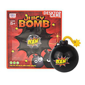 《艾可兒》趣味桌遊-噴水炸彈/小心炸彈/整人炸彈