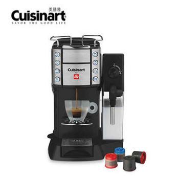 Cuisinart 美膳雅 頂級ESPRESSO膠囊咖啡機 EM-600TWBK