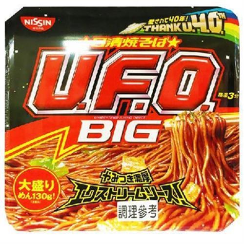日清 炒麵UFO-大盛(167g)