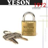 《YESON》YESON - 復古超經典型旅用鑰匙鎖 MG-2507(MG-2507)