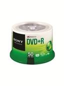 《SONY》16X DVD+R 50入布丁筒(50DPR47SP/PEN/CNME)