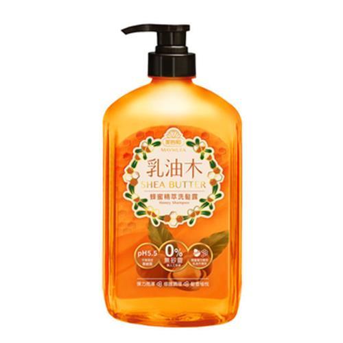 美吾髮 乳油木蜂蜜精萃洗髮露(850ml/瓶)