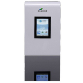 《Cashido華仕德》觸控型10秒農藥清洗抗菌機 OH6800_T