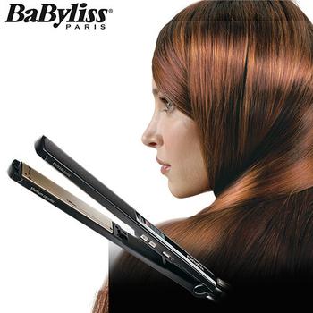 Babyliss 鈦金陶瓷24mm專業直髮夾 ST87W