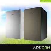 《阿沺ARKDAN》24坪日本限量大師款空氣清淨機 APK-MA22C(白銀色)