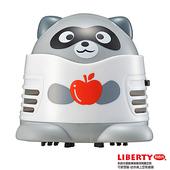 《LIBERTY利百代》可愛狸貓-迷你桌上型吸塵器(送GP3號電池2入)(無)