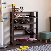 《伊里斯》伊里斯加藤開放式五層鞋櫃(五層鞋櫃)