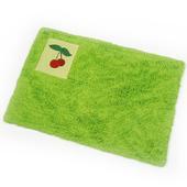 布安於室-刺繡純棉踏墊(超值2入組)(綠色)