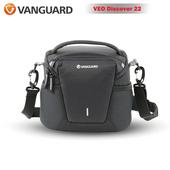 《VANGUARD 精嘉》VANGUARD 精嘉 唯影者探索 22 VEO Discover 22攝影側背包(公司貨)贈送GT-01桌上型腳架