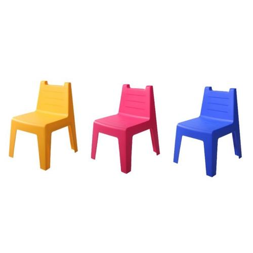 RT 彩漾四腳椅-顏色隨機出貨(長44cm*寬40cm*高57.5cm(1入))