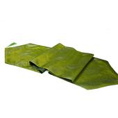 布安於室-葉子桌旗-綠