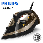 《PHILIPS 飛利浦》Azur Performer Plus 蒸氣熨斗 GC4527