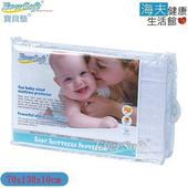 《EverSoft 寶貝墊》床包式 嬰兒床 保潔墊 70x130x10cm