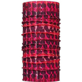 《BUFF》粉紅火焰 頭巾 #BF104841