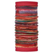 《BUFF》雙面POLAR 保暖頭巾 3色(綺麗水彩)