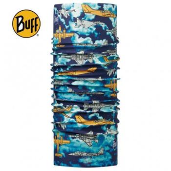 《BUFF》兒童POLAR保暖頭巾 4色(飛機戰隊)