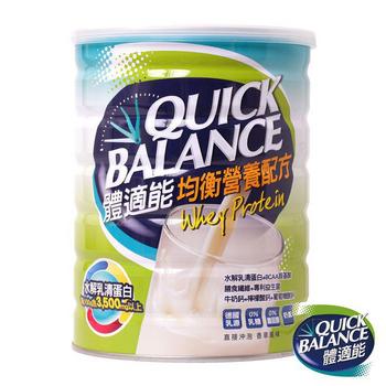 Quick Balance體適能 均衡營養配方(900g/罐)