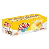 《solite》牛奶風味蛋糕捲(18g*20個/盒)