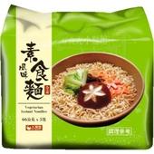 《RT》好食光小麵館素食風味麵(66g*5包/組)