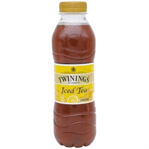 TWININGS 檸檬茶(500ml/瓶(進口))