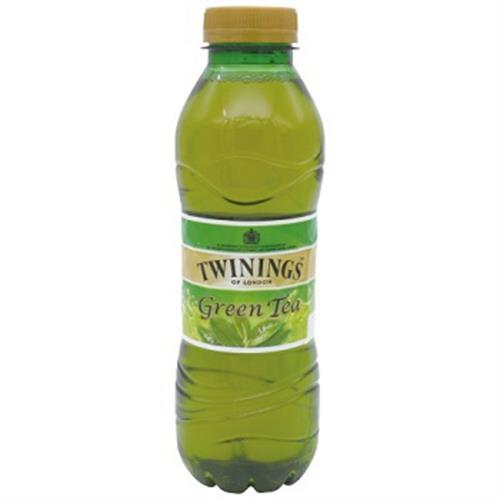 TWININGS 綠茶(500ml/瓶(進口))