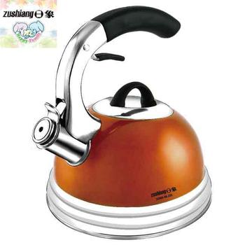 《日象》ZONK-08-25S金碧輝煌鳴笛壺(2.5L) 1入