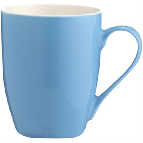 actuel 新骨瓷馬克杯(藍350毫升)