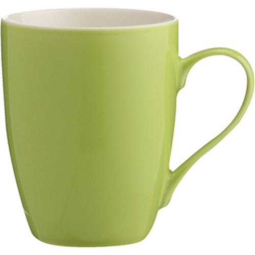 actuel 新骨瓷馬克杯(綠350毫升)